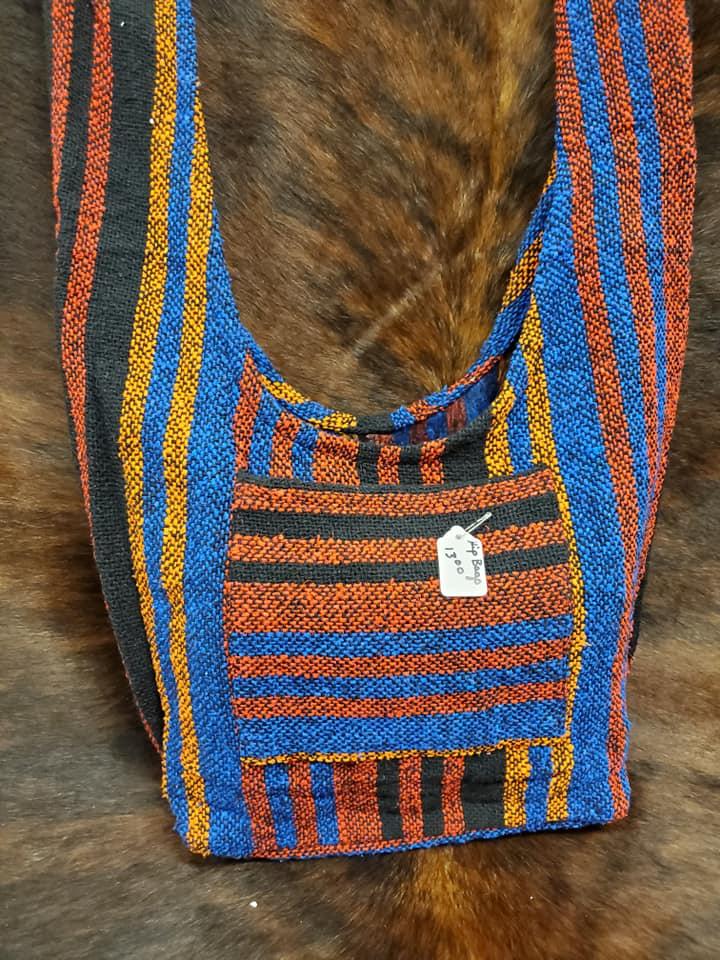 Patterned Bag